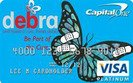 DebRA Credit Card